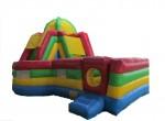 Med Obstacle Slide - 20'L - 13'W - 13'H